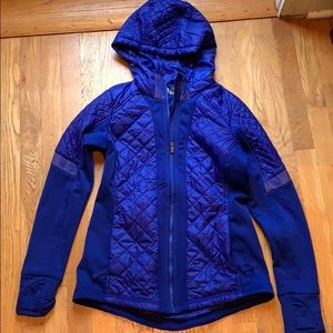 Women's fitted Athleta jacket